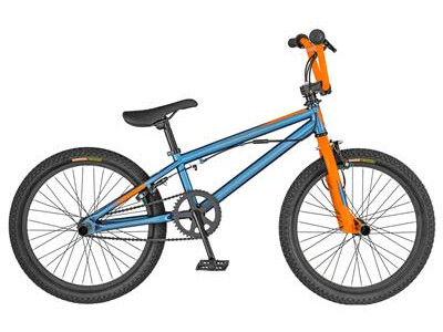 Scott Volt-X20 blue-orange
