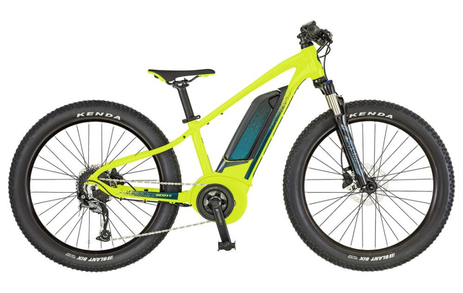 Scott Roxter e-Ride 24