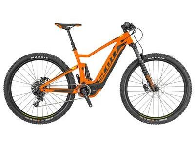 Scott E-Spark 930 orange-black