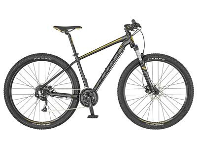 Scott Aspect 950 anthrazit, black and gold 2019