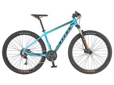Scott Aspect 950 light blue and red 2019