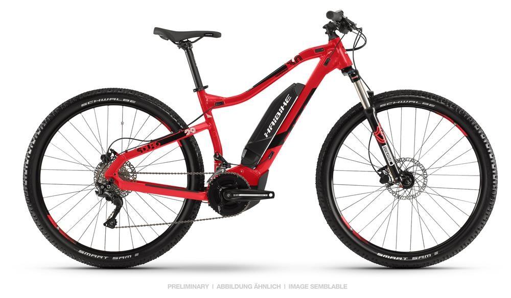 29er pedelec haibike sduro hardnine 3 0 2019 afs fahrradland. Black Bedroom Furniture Sets. Home Design Ideas