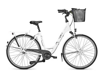 Raleigh Unico Life white