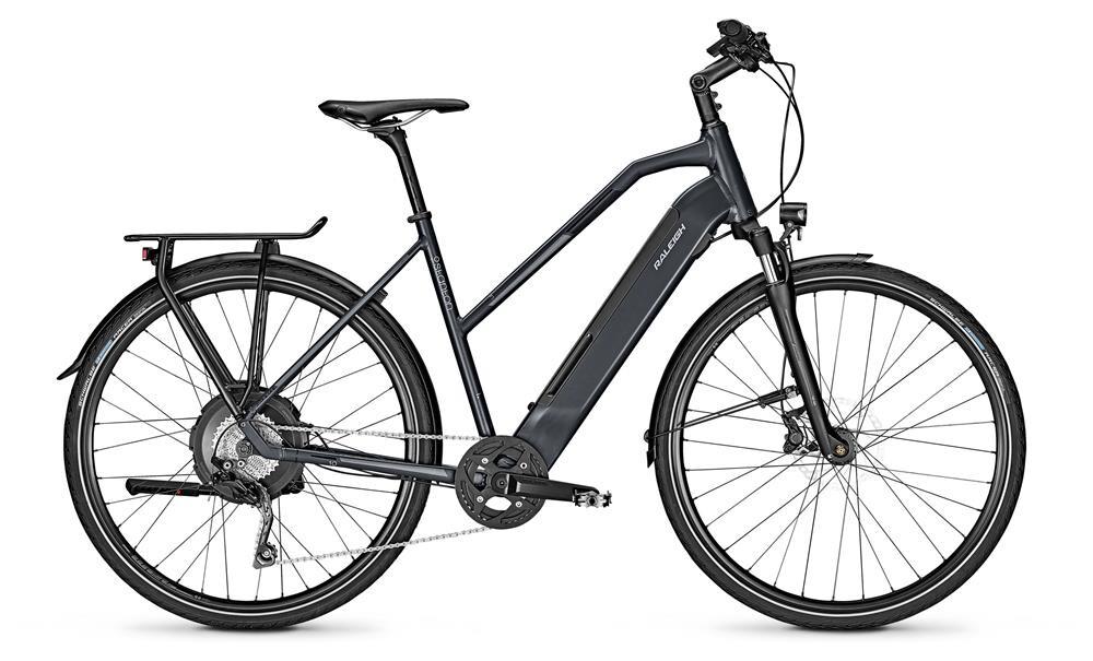 raleigh stanton 10 damen e bike von raleigh mit heckmotor. Black Bedroom Furniture Sets. Home Design Ideas