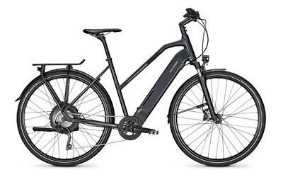 Raleigh Stanton 10, Damen-E-Bike mit Neodrive-Heckmotor, 10-Gang-Kettenschaltung, starker Akku 13.8 Ah