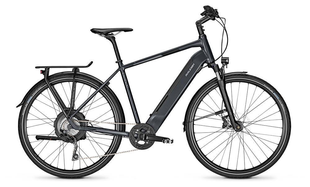 raleigh stanton 10 herren e bike von raleigh mit heckmotor. Black Bedroom Furniture Sets. Home Design Ideas