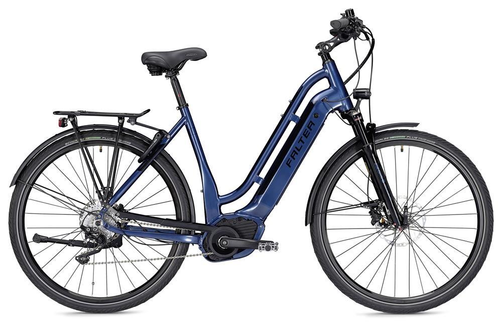 falter e bike e 9 8 plus stabiles e bike mit komfort. Black Bedroom Furniture Sets. Home Design Ideas