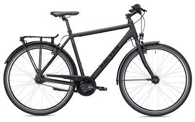Falter U 4.0, Citybike mit 7-Gang Nabenschaltung, Freilauf. Herren
