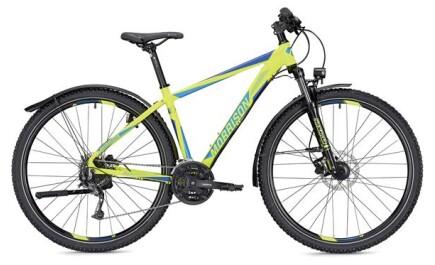 Morrison Tucano Sport, 29er mit Beleuchtung 35 Lux, 27-Gang Shimano