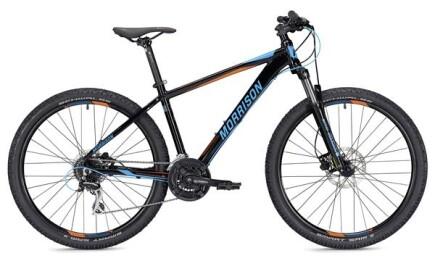 Morrison Comanche, 27.5 Zoll Mountainbike, Alu-Rahmen, 24-Gang Kettenschaltung.
