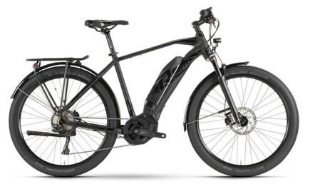 Raymon E-Tourray 7.0, Trekking E-bike mit Yamaha Antrieb, Akku leistet 500Wh.