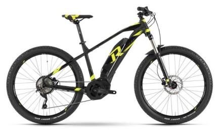 Raymon E-Sevenray 6.0, MTB E-bike mit Yamaha Antrieb, Akku leistet 500Wh.