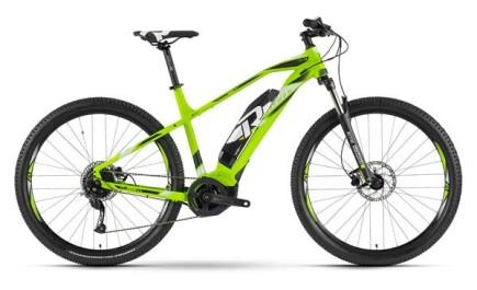 Raymon E-Sevenray 4.5, MTB E-bike mit Yamaha Antrieb, Akku leistet 500Wh.