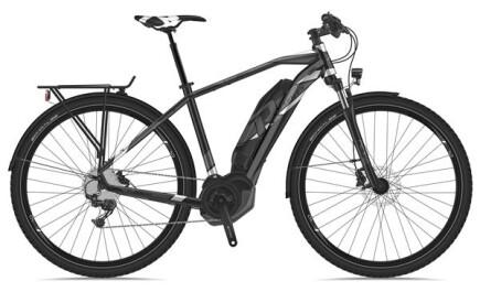 Raymon E-Tourray 5.5, Trekking E-Bike mit Yamaha Antrieb, Akku leistet 500Wh.