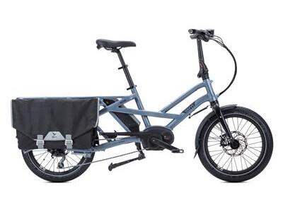 "Tern GSD S10 20"" E-Lastenrad Silber"