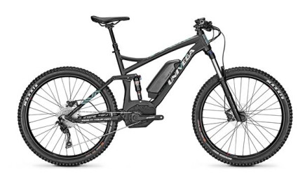 Univega RENEGATE B2.0, MTB Fully mit Bosch Performance-CX  Motor, 10- Gang