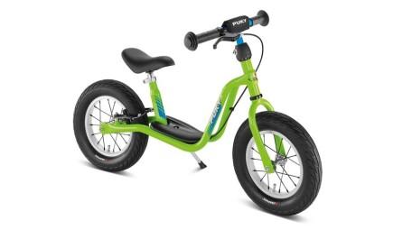 Puky LR XL kiwigrün, Kinder-Fahrrad mit Alu-Rahmen und Rücktrittbremse