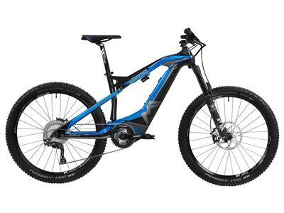 M1-Sporttechnik Spitzing EVOLUTION 25 blau-carbon