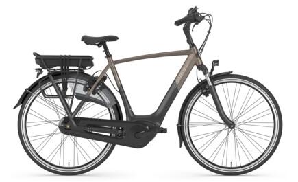 Gazelle Orange C7+ HMB, stabiles Citybike mit 7-Gang Nabenschaltung.