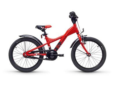 "S´cool S` COOL XXlite alloy 18"" red/black"