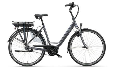 Batavus GARDA E-GO Exclusive, Damen E-Bike mit Bosch-Mittelmotor, Akku 500 Wh (13,4 Ah), Gates Riemen.