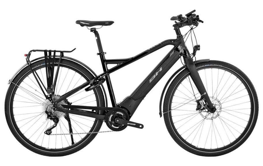 BH Bikes Atom Cross  504W Brose S schwarz