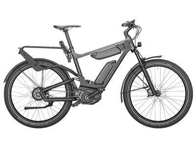 Riese und Müller Delite GT Vario 49 urban grey metallic