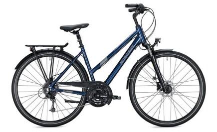 Morrison T 3.0, Trekkingbike mit 24-Gang Shimano Kettenschaltung und Shimano Scheibenbremsen.