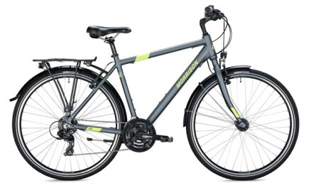 Morrison Modell 2020, T 1.0, Trekkingbike, Herren mit 21-Gängen.