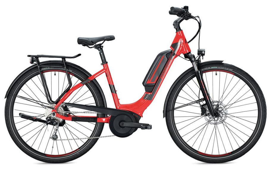 Morrison E 6.0 Wave red 500Wh