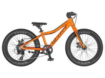 Scott Roxter 20 spicy orange and black
