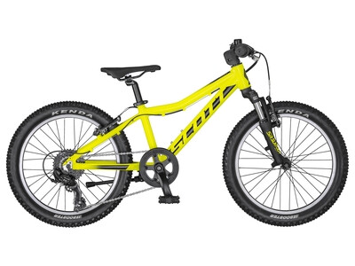 Scott Scale 20 yellow-black