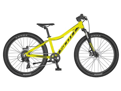 Scott Scale 24 Disc yellow-black