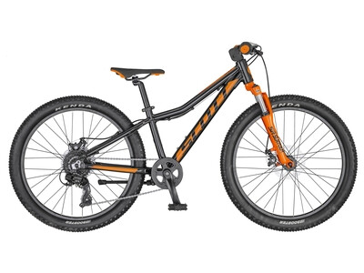 Scott Scale 24 Disc black-orange