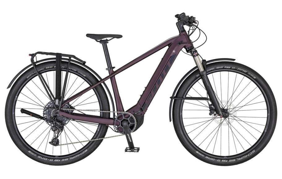 Scott Axis e-Ride 20 Lady