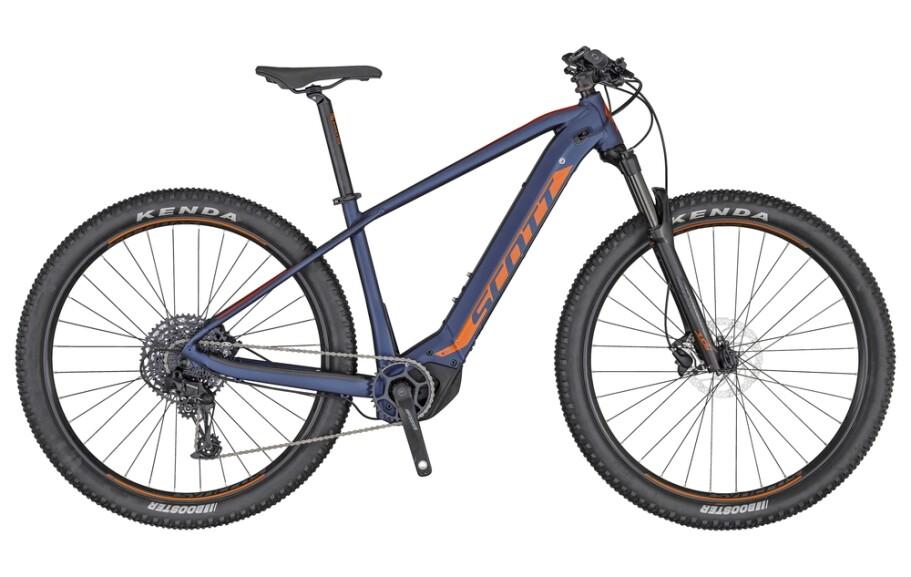 Scott Aspect e-Ride 920 blue/orange