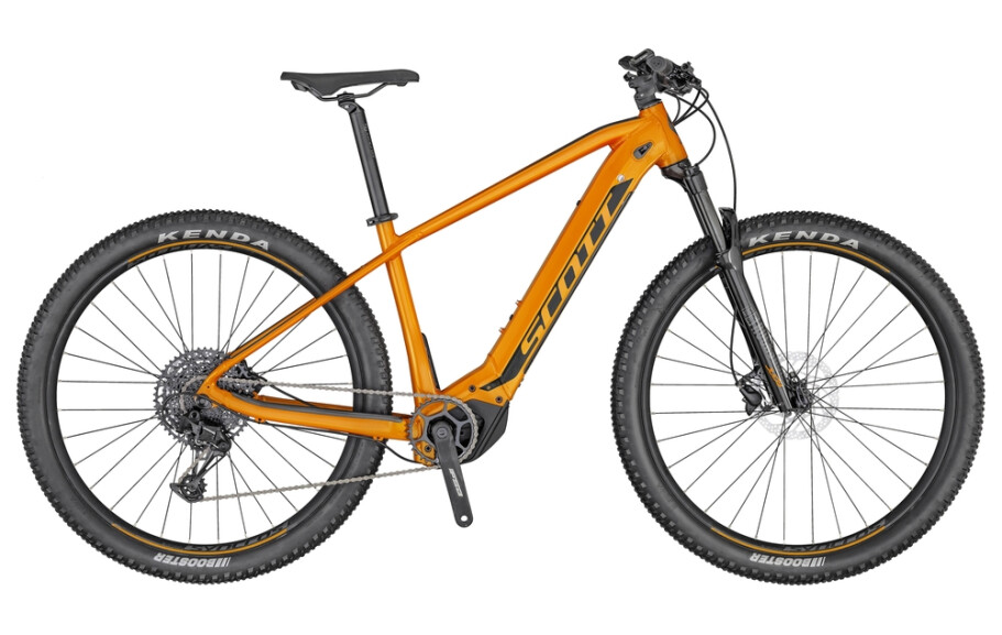 Scott Aspect e-Ride 910 orange