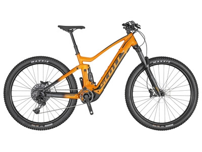 Scott Strike eRide 940 orange 2020