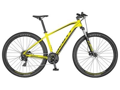 Scott Aspect 960 yellow and black 2020
