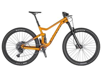 Scott Genius 960 metallic orange and grey 2020