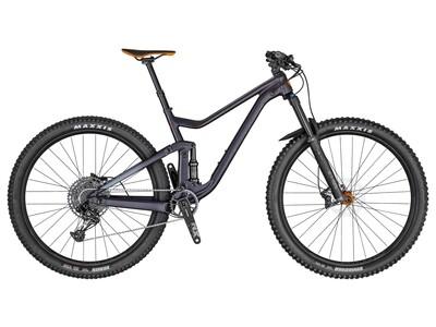Scott Genius 950 dark bronze, black and orange 2020