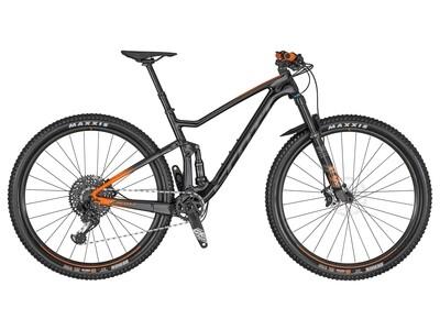 Scott Spark 920 darkgrey and orange 2020
