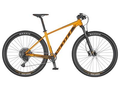 Scott Scale 970 orange and black 2020