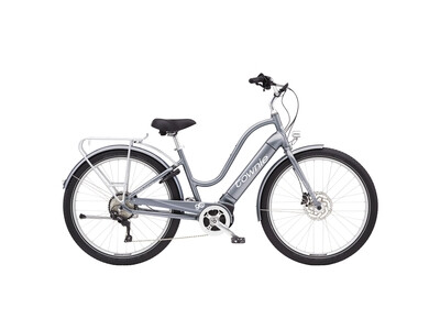 Electra Bicycle Townie Path Go! Holographic