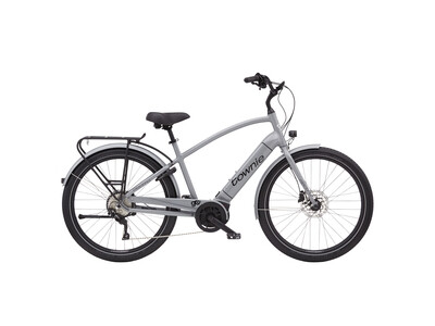 Electra Bicycle Townie Path Go! Nardo Grey