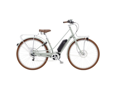 Electra Bicycle Loft Go! 5i Step Thru green tea