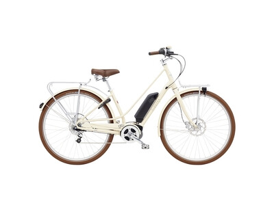 Electra Bicycle Loft Go! 5i Step Thru cream