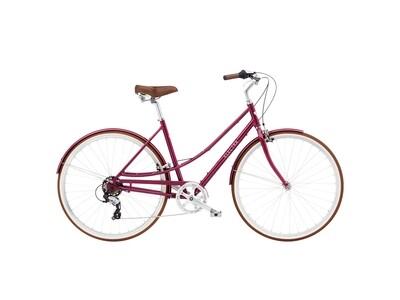 Electra Bicycle Loft 7D Sangria