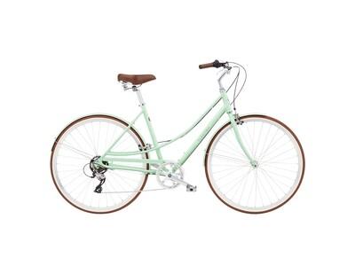 Electra Bicycle Loft 7D Seafoam