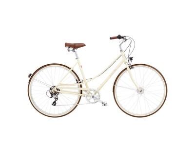 Electra Bicycle Loft 7D EQ Cream